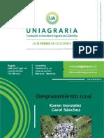 exposicio de desarrollo rural