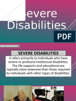 Severe-Disabilities