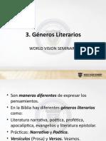 3. GENEROS LITERARIOS-1S-Sab14Mar20