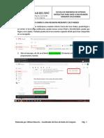 Instructivo para Uso de Cisco Webex