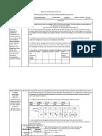 Formato Actividades de Química 3a y 3b