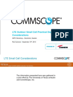 LTE Outdoor Small Cell Practical Deployment Considerations superb commscope