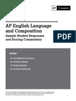 AP 11 response sample rhetoricasl response