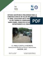 INFORME TALLER DE MECANICA EL PORVENIR (1)
