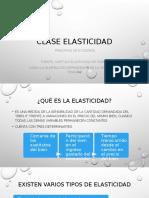 Clase Elasticidad (1)
