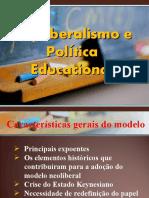 Neoliberalismo e Política Educacional