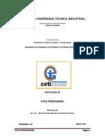 ANTOLOGIA DE ETICA PROFESIONAL (1)
