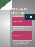catenative verbs +presentacion
