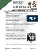 Historia Universal - 3er Año - IV Bimestre - 2014