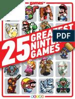 GamesTM - The 25 Greatest Nintendo Games.pdf
