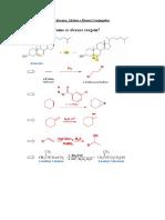 Quimica Orgânica I Adicao Eletrofílica Alcenos, Alcinos e Dienos Conjugados