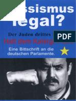Honsik, Gerd - Rassismus Legal - Der Juden Drittes Reich (20