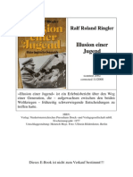 Ringler, Ralf Roland - Illusion Einer Jugend (1977, 285 S.)