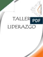 Taller - Liderazgo -