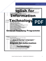English for Information Technology Level 1.doc