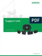 hiwin-support-units