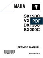 132438-2004 Yamaha Sx200txrc Outboard Service Repair Maintenance Manual Factory