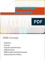 Human Resource Development - Definition Concept Evolution and Relevance & Functions