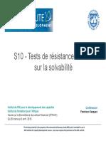 S10 - Tests de resistance macros sur la solvabilite