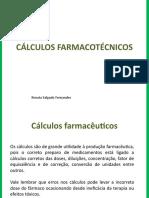 7-Calculos farmacotecnicos