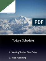 7 - Dec - 2010 - How to Teach Writing 2.0