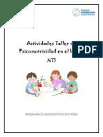 Cuadernillo NT1