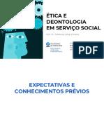 Ética e deontologia em serviço social _ Guilherme Ferreira