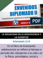 2. LA SEXUALIDAD EN LA ADOLESCENCIA Y JUVENTUD (1)