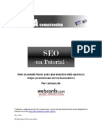 Tutorial de SEO