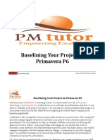 11._Baselining_Your_Project_in_Primavera_P6
