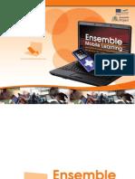 2010 - Ensemble Mobile Learning. Les outils mobiles d'apprentissage au service de l'intégration sociale (Projet Ensemble)