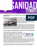 BOLETIN SEMANAL SANIDAD MILITAR 06 DE SEPTIEMBRE.pdf