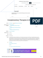 Index Complementary Therapies in Medicine.pdf