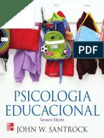 psicologia educacional Santrock.pdf