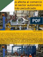 Camilo Ibrahim Issa - Coronavirus Afecta Al Comercio Exterior y El Sector Automotriz Es El Más Perjudicado