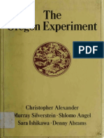 The Oregon experiment. by Christopher Alexander (z-lib.org)
