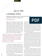 Articles_Philanthropy or CSR