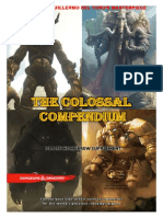 The Colossal Compendium Version 9