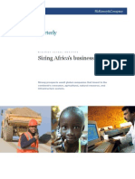 Sizing Africa's Business Opportunities