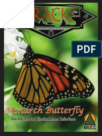 April TRACKS - Monarch Butterfly