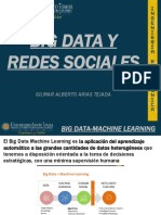 BIG DATA Y REDES SOCIALES