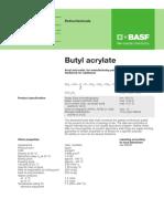 Butyl Acrylate BASF