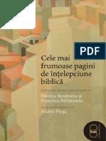 Cele mai frumoase pagini de înțelepciune biblică.pdf