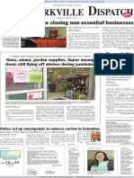 Starkville Dispatch eEdition 3-25-20
