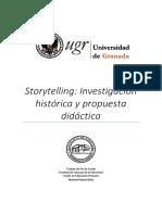 Storytelling Proyecto de aula