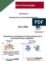 Seminario 3. Introducción a la Inmunidad Aaptativa. 2020._0.pdf