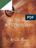 Le secret au quotidien by Byrne Rhonda (z-lib.org).epub.pdf