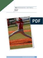 Analisi Bio Mekanika Softball