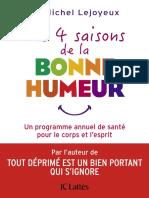 Les quatre saisons de la bonne humeur by Pr. Michel Lejoyeux (z-lib.org).pdf