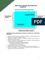 ABORDAGEM PARA A GESTÃO DE PRODUTOS QUÍMICOS.doc